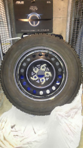 4 Winter Tires -Toyo -225/65R17-Made In Japan