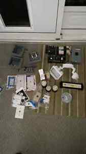 Various electrical items