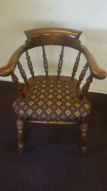 Quality captains chair