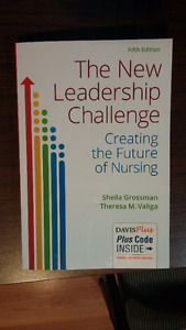 The New Leadership Challenge: Creating the Future of Nursing 5th
