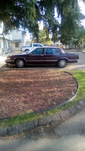 92 Cadillac DeVille front wheel drive very good condition 225 00