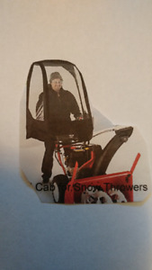 Snow Blower Cab for Sale