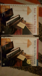 Piano All in One Course / Lesson Books