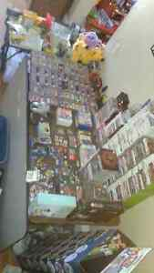 Video Games For Sale.