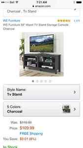 "Brand new tv stand for up to 58"" tv"