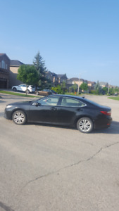 2013 Lexus ES350. Very well cared for, like new