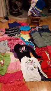 Girls clothes size 10 to 12