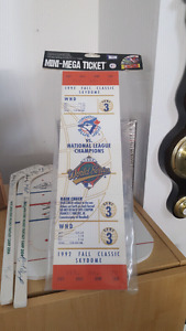 Mini mega ticket