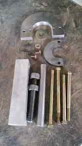 Mustang Metco supercharger pulley tool