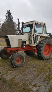 85 HP Case Tractor