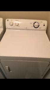 General Electric Washer Dryer Package