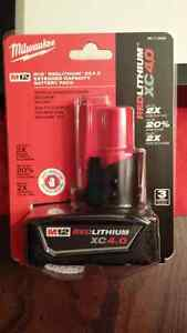 Milwaukee M12 drill/driver + extended battery - PRICED REDUCED Strathcona County Edmonton Area image 5