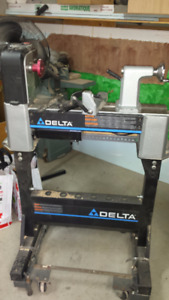 Delta Midi Lathe 46 – 460 and other power tools