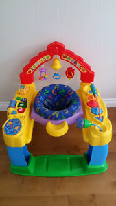 Fisher-Price Intellitainer Exersaucer