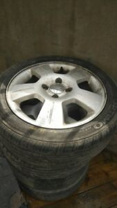 4 Mag  16 pouce Ford Focus Bolt pattern 4X108