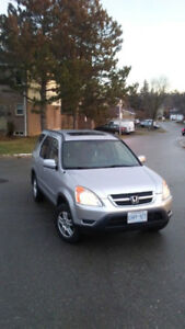 2004 Honda Crv For Sale / MINT CONDITION!!!