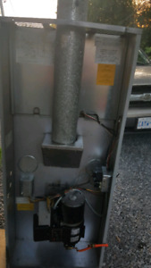 Oil Furnace  - for cottage or hunting camp