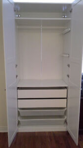 IKEA wardrobe for sale- SOLD