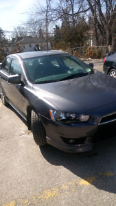 2008 Mitsubishi Lancer Gts for sale 5000 or trade