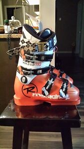 Rossignol World cup 110 ski boots
