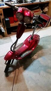 Electric Scooter 36 volt / 600 watt