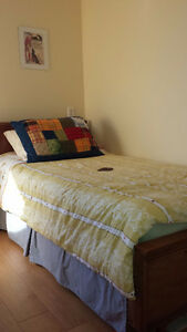 •  Les Terrasses - Only one roomie - $450 – now or Oct 1 •