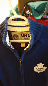 TORONTO MAPLE LEAFS SWEATER MENS SIZE SMALL