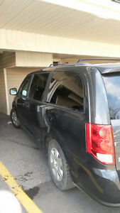 2011 Dodge Grand Caravan Express Minivan, Van
