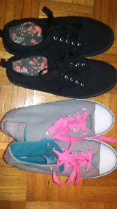 OUTING SHOE. $40 for both.