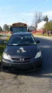 2006 Mazda Mazda5 Minivan... Read please!! A lire svp