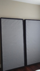 King Size Box Spring low profile