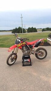 2007 Honda Crf150r for sale