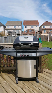 Patio chef barbecue