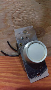 MINT Working LEVITON Rotary Dimmer Switch
