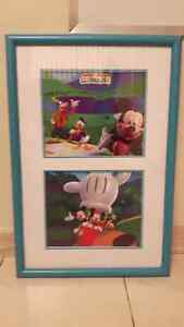 Mickey Mouse Clubhouse Frame