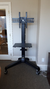 Large TV Display Cart for sale