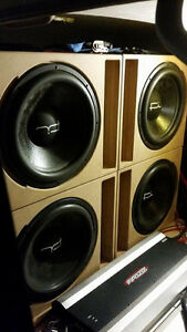 Subwoofer boxes Cornwall Ontario image 2