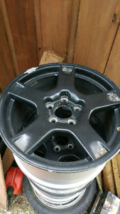 Corvette wheels staggered sizes