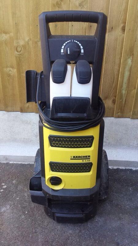 Karcher K5 68 Pressure Washer In Gorton Manchester