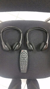 GMC DVD Headsets with Remote