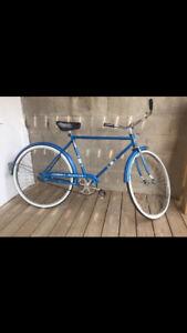 Refurbished Vintage Bicycle 1968