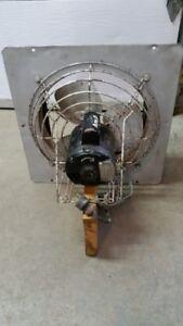 ventilateur comercial  pour silo ou autre