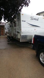 2009 30' Nomad bunkhouse for sale