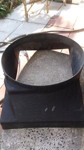 Fan couvert ventilateur shround skylark  68 69 moteur 350