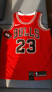NIKE NBA SWINGMAN JORDAN 2018 JERSEY Men's Size Large