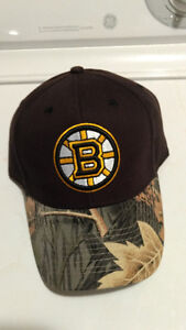 Fitted Boston bruins NHL hat