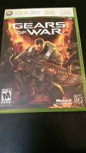 XBOX 360 GEARS OF WARS