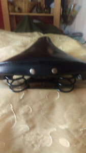antique bike seat for sale!