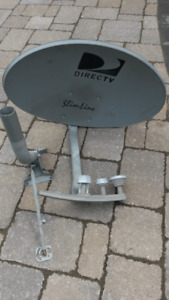 DirecTV dish - very good shape, Antenne satellite DirecTV