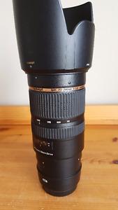 Tamron 70-200mm F/2.8 pour Canon
